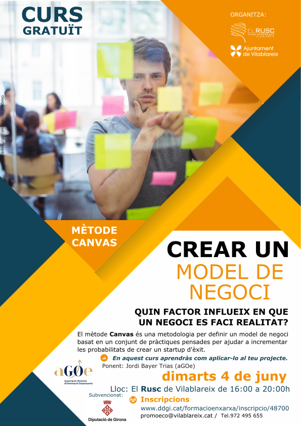 CARTELL CURS MODEL CANVAS 2